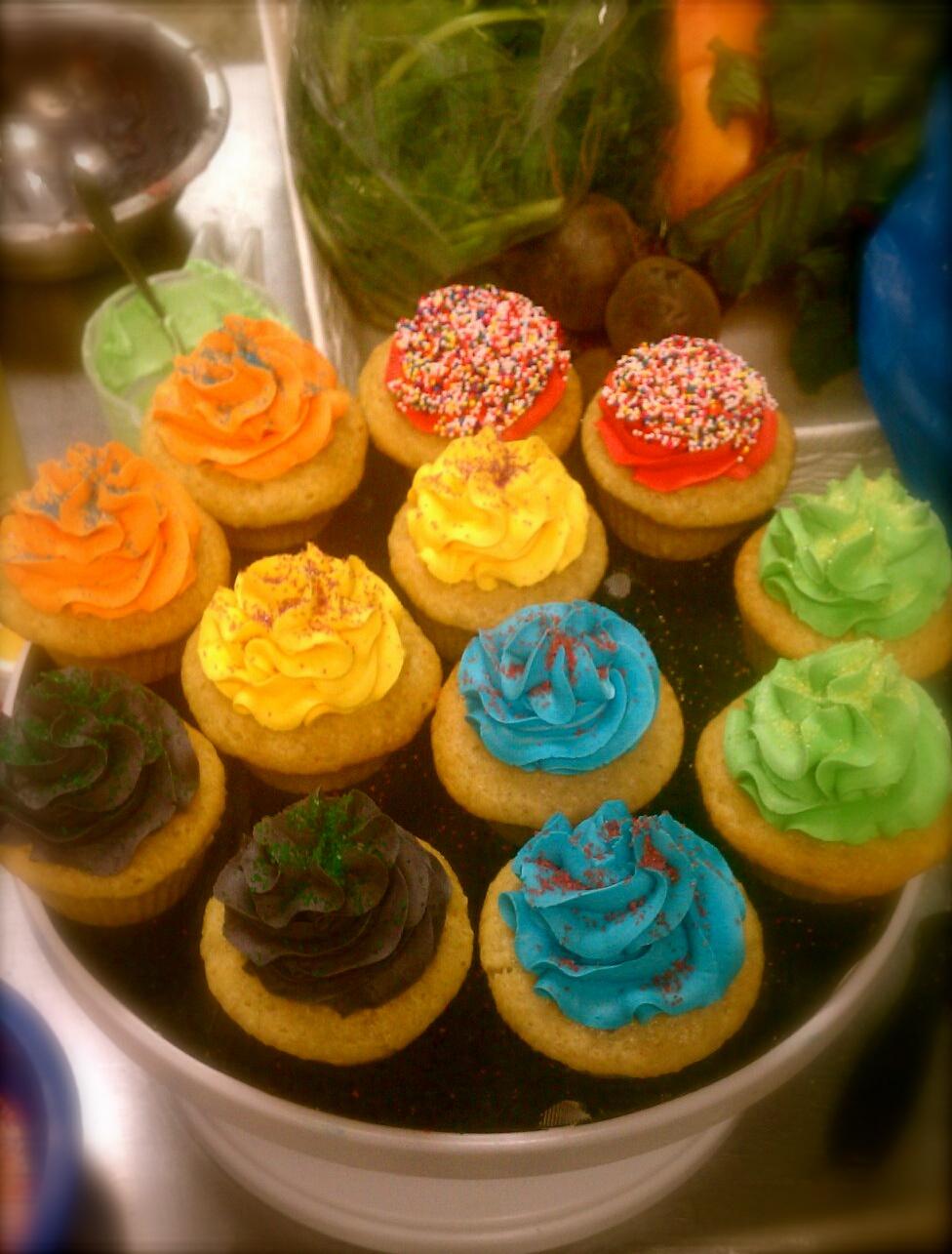 Vegan Cupcakes! - My Vegan Journal