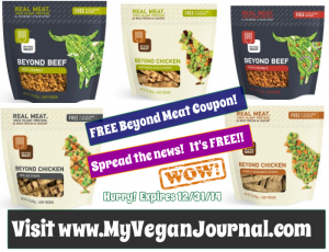 beyond meat coupon
