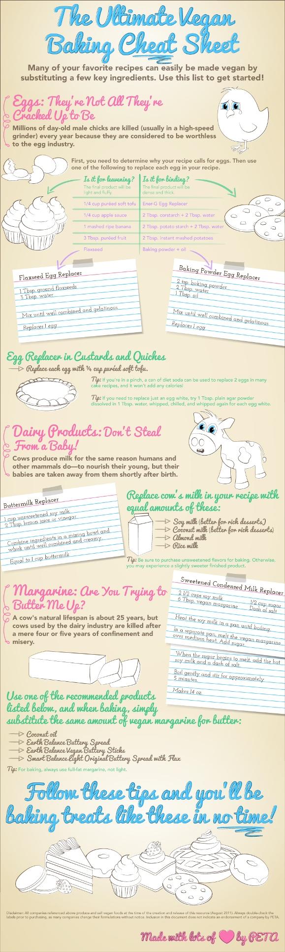 Egg Substitutes - My Vegan Journal