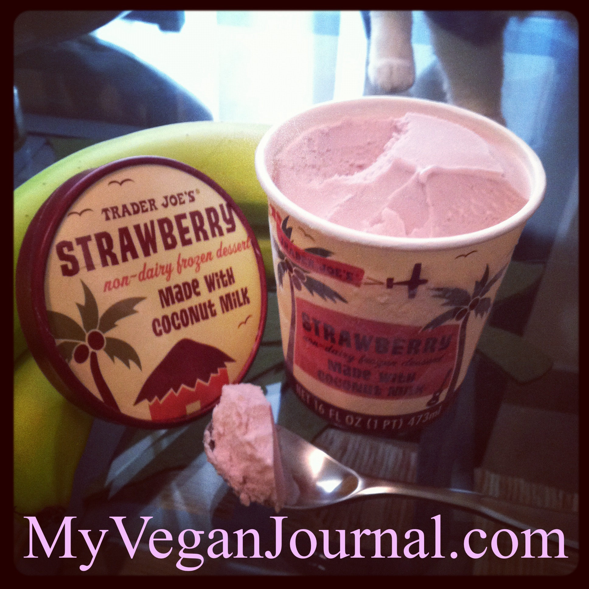 ... ice cream spark naturals roasted strawberry coconut milk ice cream