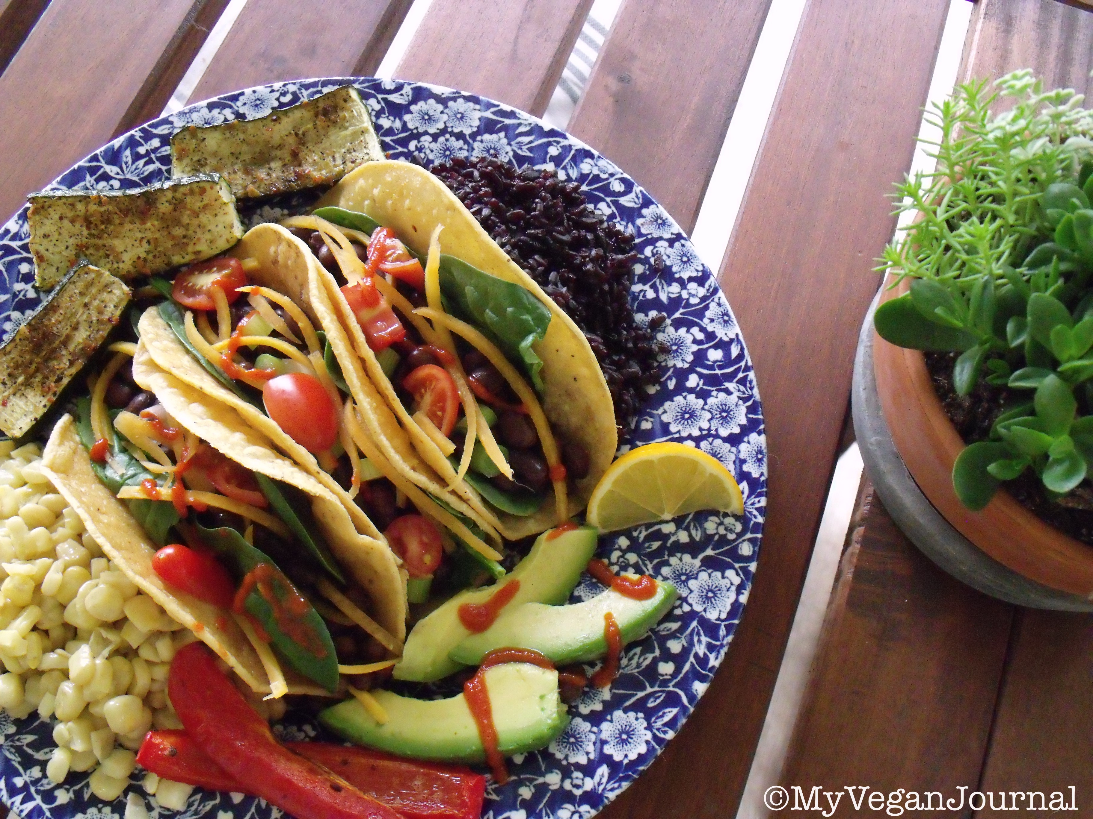 Vegan Tacos (SO much better than those with dead cow chunks) - My ...