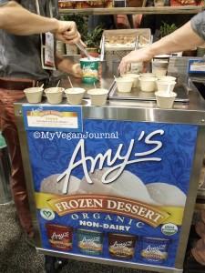 amys vegan ice cream