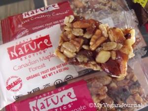 nature granola bars