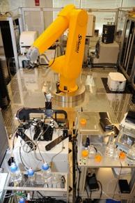 tox21 robot