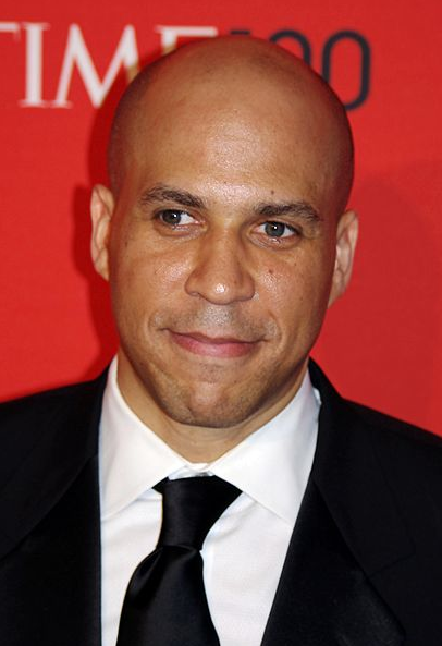 cory booker goes vegan