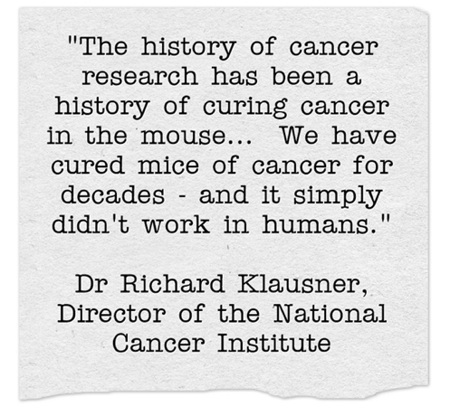 quote richard klausner