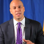 senator booker vegan