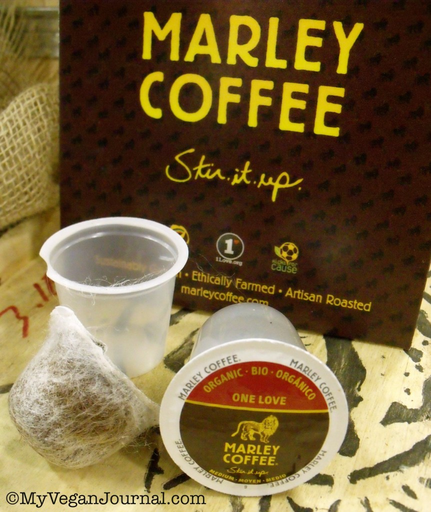marleys coffee ecocup