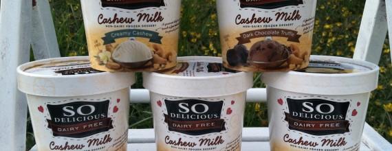 Soy Delicious Cashew Milk Ice Cream