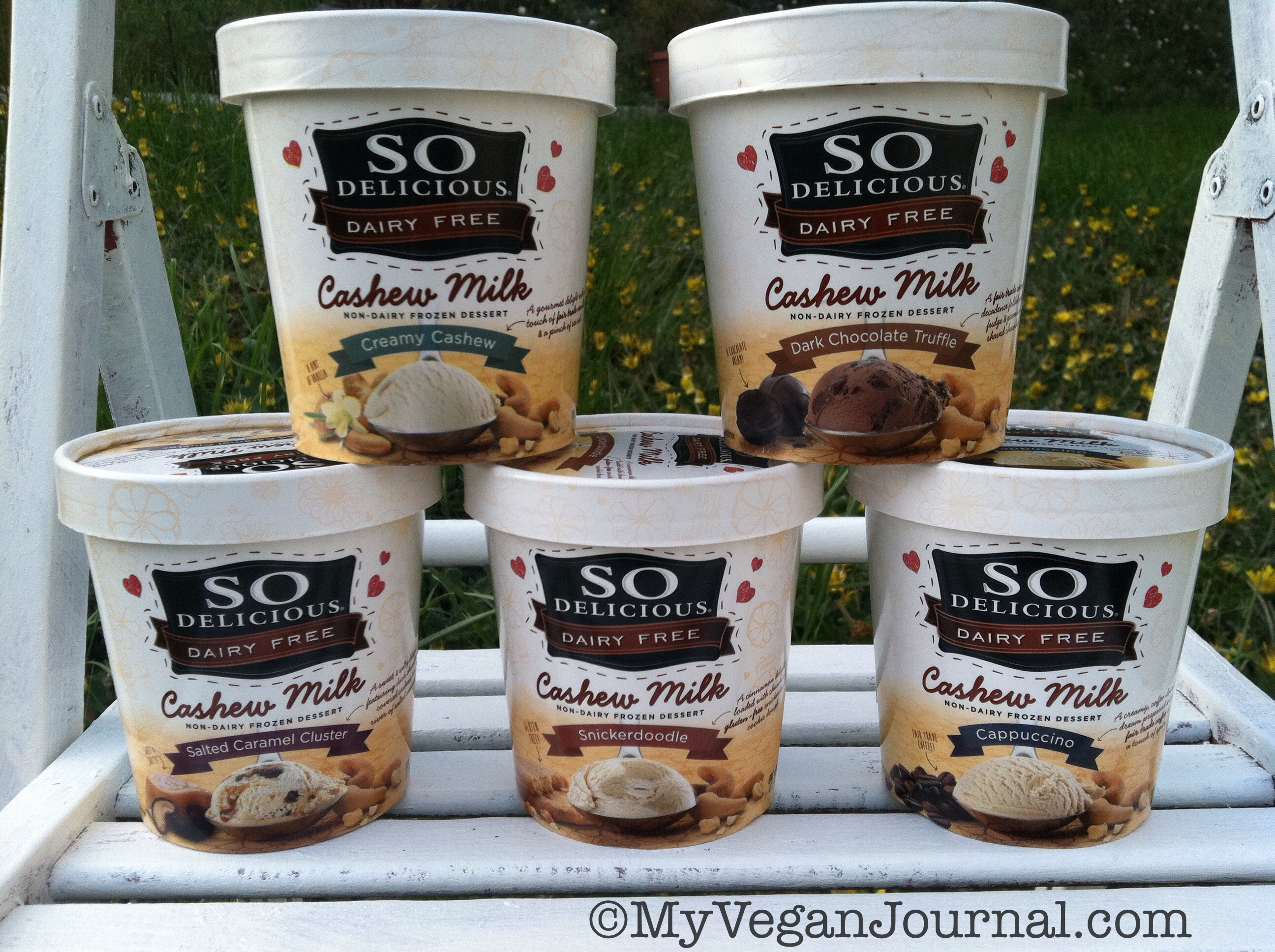 Soy Delicious Cashew Milk Ice Cream