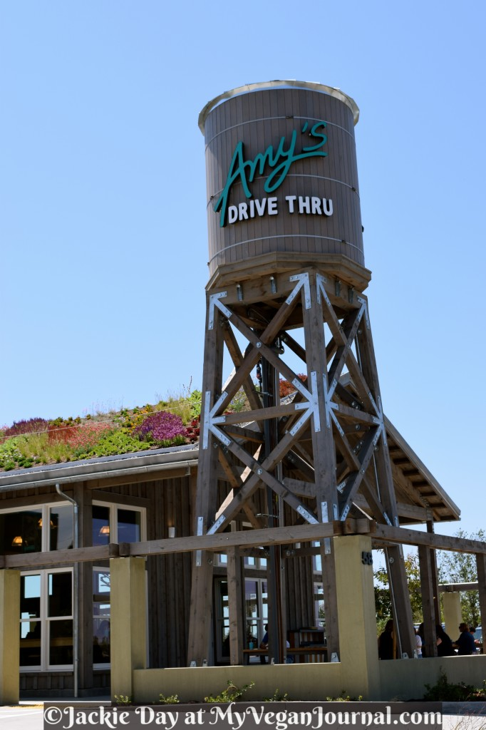 amy's kitchen drive thru