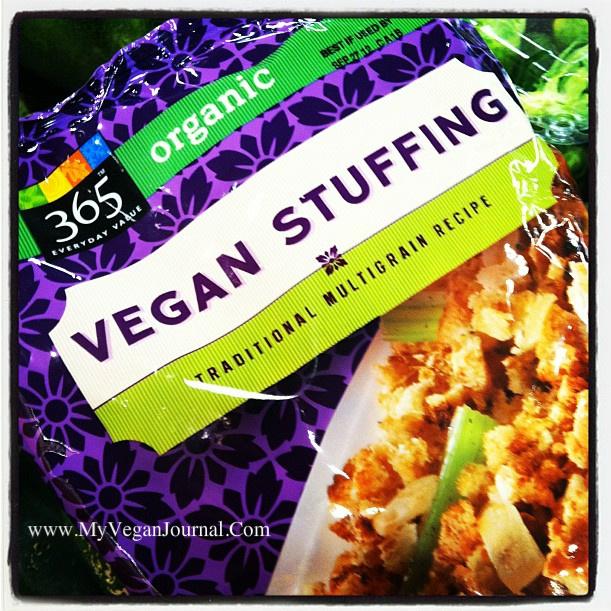 vegan stuffing