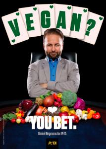 Daniel Negreanu Vegan
