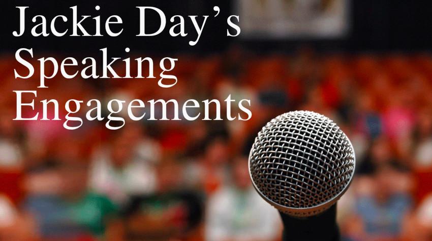 Jackie Day The Vegan Way Speaker