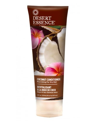 desert essence vegan conditioner