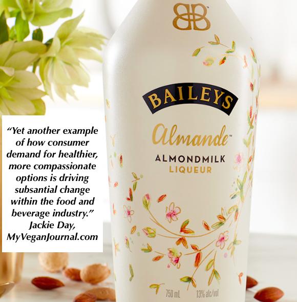 baileys almond milk