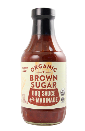 trader joe's vegan BBQ sauce