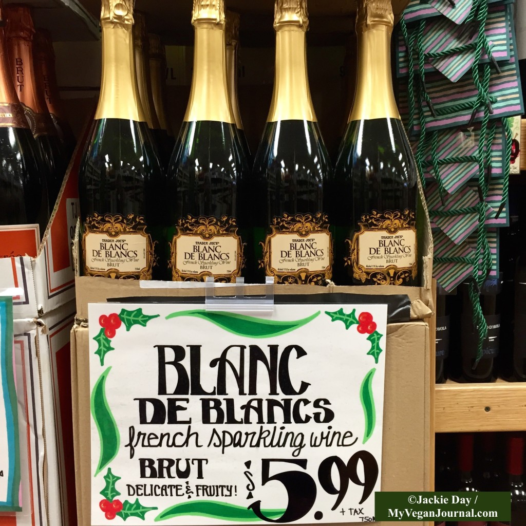 5 Vegan Champagnes To Bring In The New Year Because No One Wants Dead Fish In Their Flute