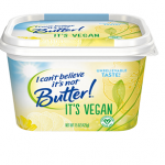 Vegan I Can't Believe Its Not Butter