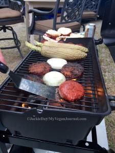 beyond burger BBQ