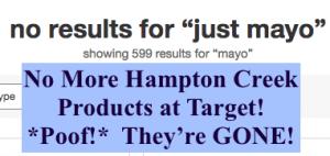 target hampton creek