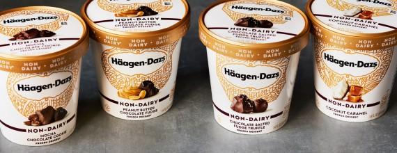 haagen dazs vegan ice cream