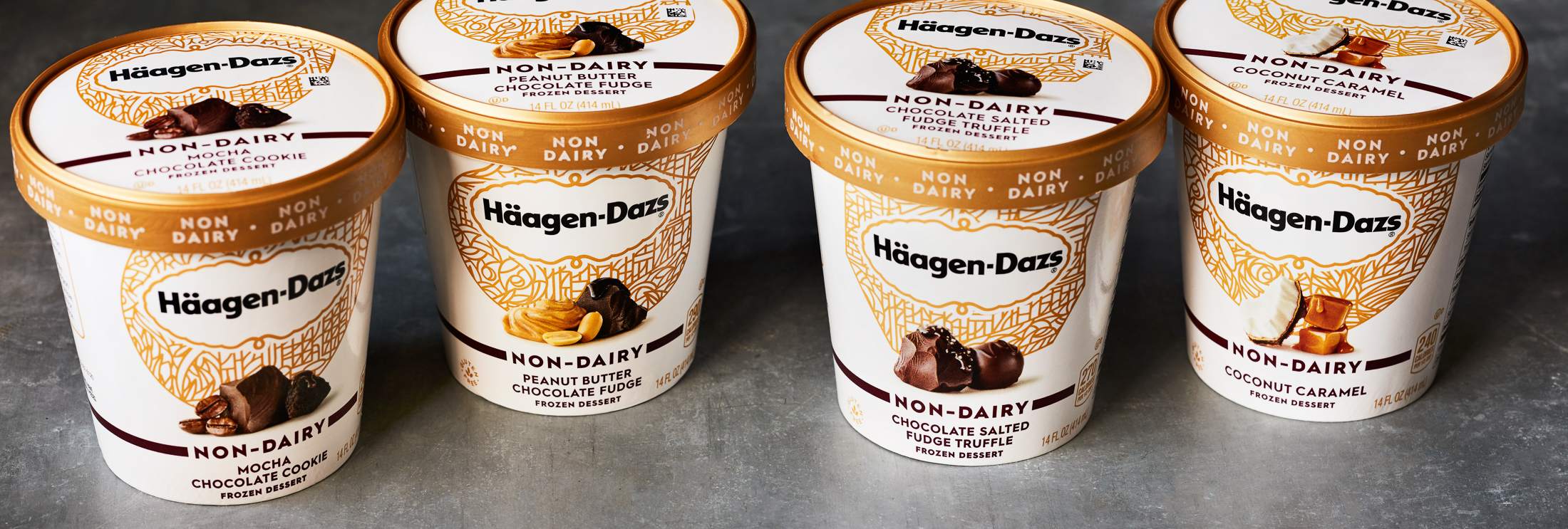haagen dazs vegan ice cream