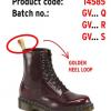 vegan shoe recall