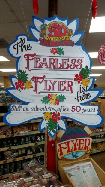 trader joe's 50th anniversary