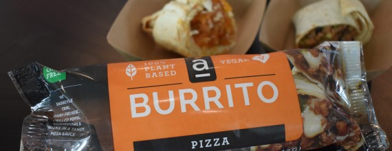 Alpha Plant Based Foods Burrito