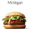 McVegan McDonalds Burger