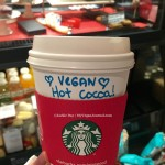 vegan starbucks hot cocoa