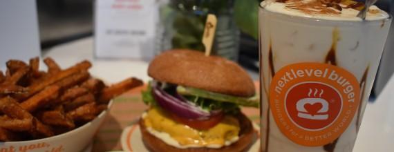 next level burger vegan