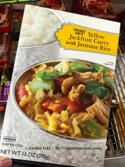 yellow jackfruit curry trader joe's