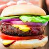 TGI Fridays Beyond Meat Burger